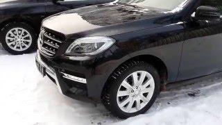Купить Mercedes-Benz M-класса 2013 года (W166) черный AMG - Москва(, 2016-01-25T22:35:10.000Z)