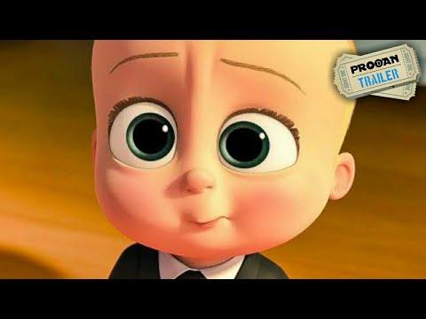 O Poderoso Chefinho - Trailer #2 Oficial (dub) [HD]
