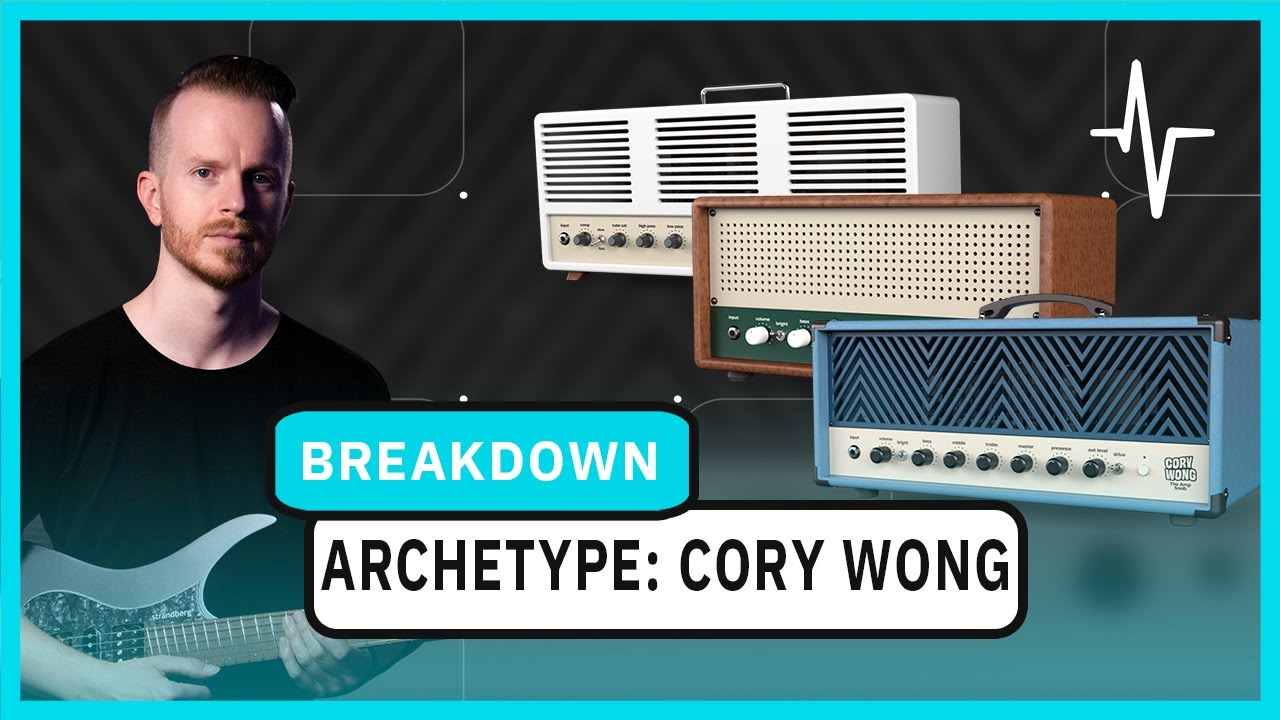 Archetype: Cory Wong | Component Breakdown and Presets