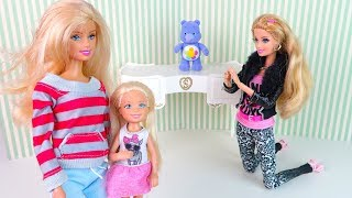 ЧУЖОЙ КОШЕЛЁК или Чего Не Сделаешь Ради Шубы Мультик Куклы #Барби Игрушки для девочек IkuklaTV
