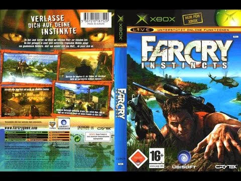 Far Cry Instincts - Xbox 2005 (Opening)