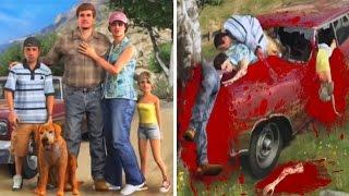THE REASON WHY NO KIDS ARE IN GTA 5! Creepy Disturbing Secrets (GTA 5)