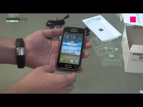 Samsung Galaxy Ace 2 Unboxing Video