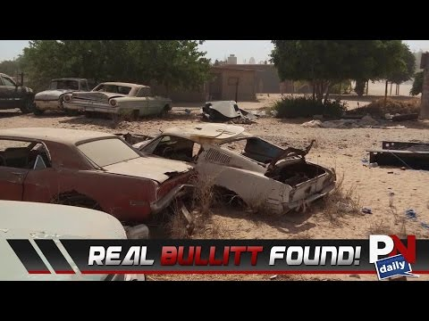 The Real 'Bullit' Mustang Has Been Confirmed Found In Mexico