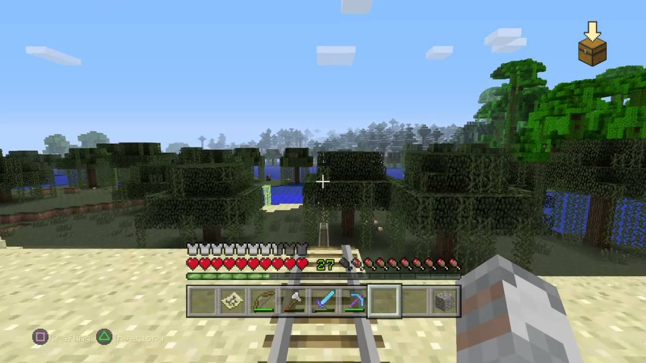 how to get minecraft achievements ps4