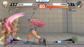 Filipinoman Pop Off Evo 2015