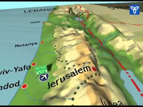 Outstanding Explanation Why Israel can't withdraw to its pre '67 borders line - Please Share!