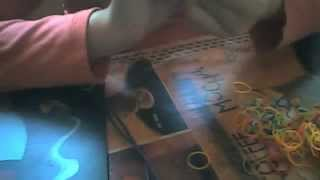 видеоурок плетения браслетов из резиночек от Homa play