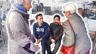 Expérience Sociale #34: Laisser la place aux personnes âgées