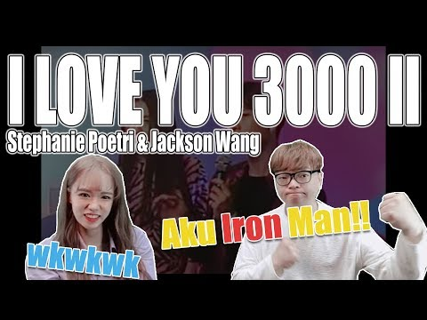 korea-reaksi-|-stephanie-poetri-&-jackson-wang---i-love-you-3000-ii