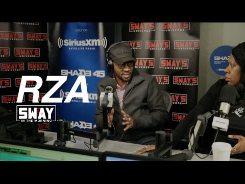 RZA Interview: Being Arrested, New Wu-Tang Clan Project, and Azealia Banks