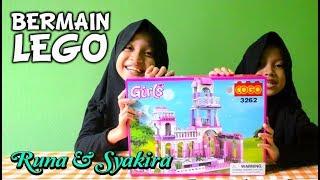 MAIN LEGO - Runa & Syakira