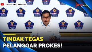 Keselamatan Rakyat Hukum Tertinggi, Tindak Tegas Pelanggar Prokes - JPNN.com