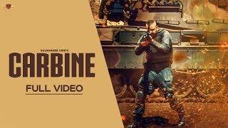 CARBINE Kulwinder Virk (OFFICIAL VIDEO) Intense