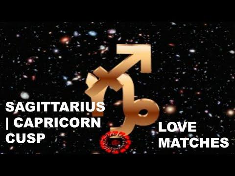 SAGITTARIUS-CAPRICORN CUSP MATCHUPS #sagittarius #capricorn #relationships #astrology from YouTube · Duration:  22 minutes 15 seconds