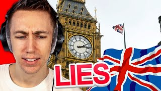 Top 10 Lies You Believe about Britain
