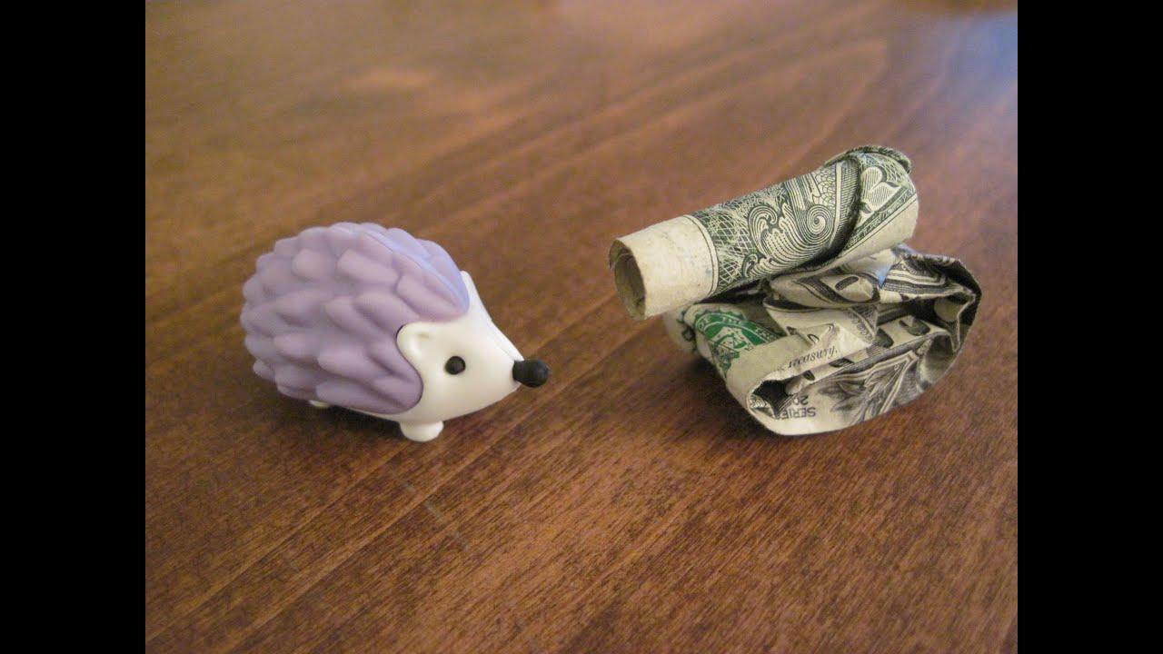 Dollar Origami Tank - YouTube - photo#44
