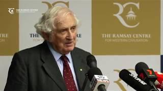 Geoffrey Blainey: Australia, the World Powers, and Democracy