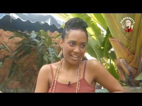 Pi lwen ke zye tv - show Mikaelle Cartright