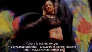 Bellydance Sparkles Open Stage 2016 - Teaser