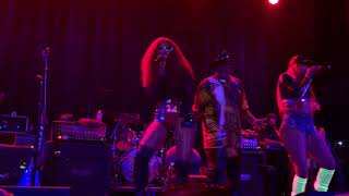 George Clinton and Parlimemt