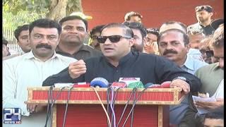 PML N Abid Sher Ali criticizes PTI chief Imran Khan