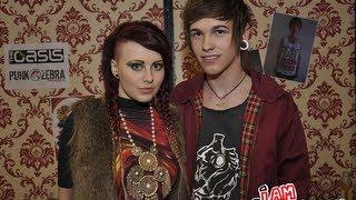 Jamie Ryan Dee and Devon Lee -