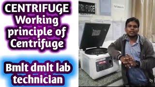 centrifuge practical