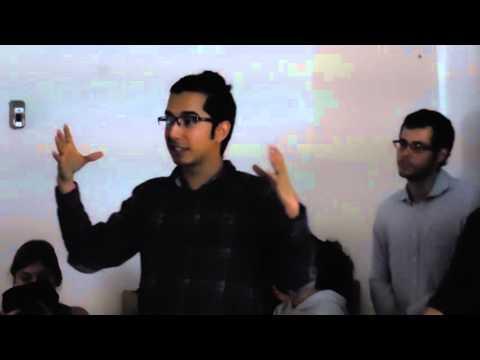 Estudiantes de Traducción hablan sobre Even-Zohar