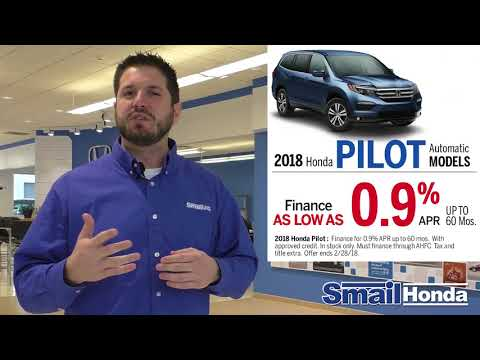 Honda Civic and Pilot Special Offers at Smail in Greensburg PA - February 2018