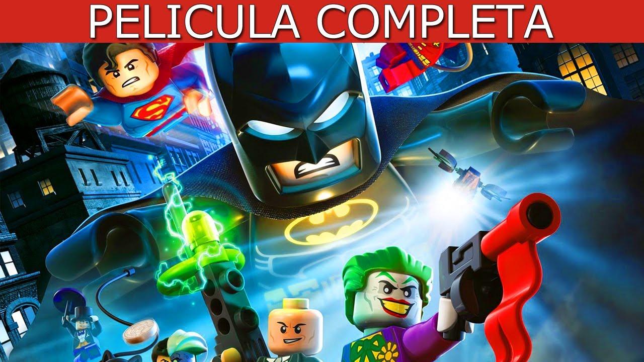 Lego Batman 3 Pel Cula Completa En Espa Ol Lego Batman 3