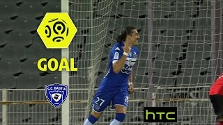 Video Gol Pertandingan SC Bastia vs Stade Rennes