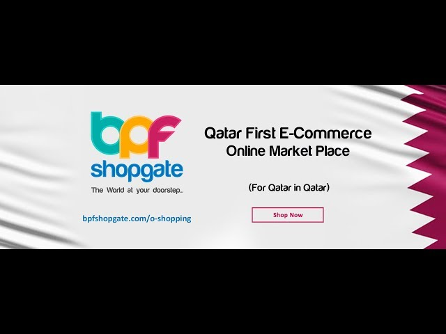Qatar's First E-Commerce Platform and the brands with us