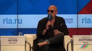Дмитрий Нагиев рассказал о поступке Виталия Калоева на премьере фильма