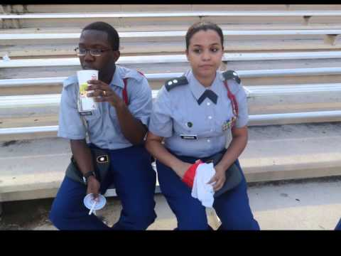 Miami Central Senior High School JROTC Rocket Battalion 2014-2015