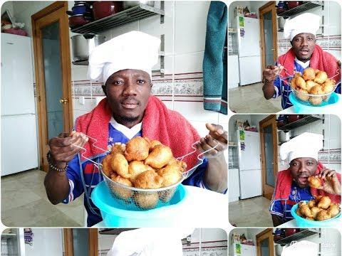 Ghana /Nigeria best puff puff bofrot/boflot