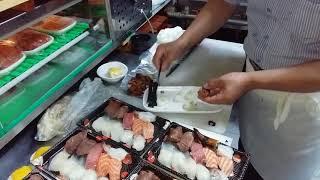 송리단길스시랑랑초밥포장