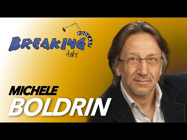 Breaking Italy Podcast Ep3 - Michele Boldrin