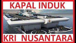 """kapal induk IndonesiaTERBESAR di dunia,  """"KRI NUSANTARA"""" dalam perencanaan - Stafaband"""