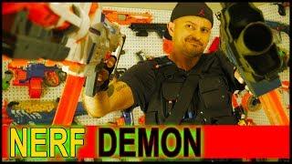 "Machine Gun Danny ""Nerf DEMON"" (Diss Track)"