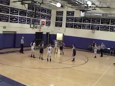 Ticonderoga - Lake Placid Varsity Girls  2-19-13
