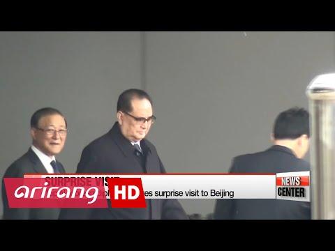 Top N. Korean diplomat makes surprise visit to Beijing, set to meet Xi Jinping on Wednesday