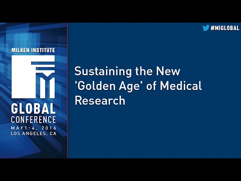 Sustaining the New 'Golden Age' of Medical Research