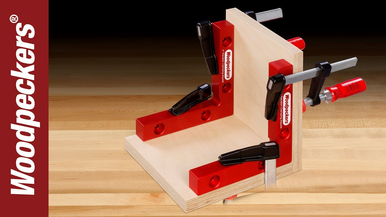woodpeckers precision clamping squares