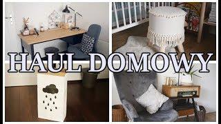 HAUL DOMOWY | meble, dodatki | HOMLA, IKEA, TKMAXX, BONAMI | MarKa