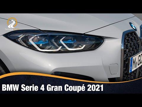 BMW Serie 4 Gran Coupé 2021 NUEVO DISEÑO AVANZADA TECNOLOGÍA Y MODERNOS PROPULSORES MAS EFICIENTES