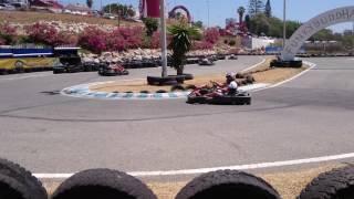 Go Karting in Mallorca 2016