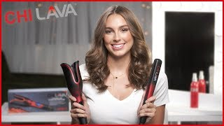 How to get Flawless Waves using CHI Lava Tools