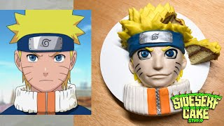 HOW TO MAKE A NARUTO CAKE | Lookalike Challenge