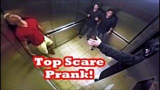 Top Scare Prank!